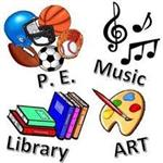 Images for Specials classes - Music, Library, Art and Music